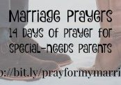 marriage prayers banner